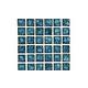 National Pool Tile Meridian 1x1 Series | Sea Green  MRD-SEA GREEN1X1