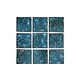 National Pool Tile Meridian 2x2 Series | Sea Green | MRD-SEA GREEN2X2