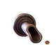 Water Scuppers and Bowls Arc II Pool Scupper | French Gold | WSBASII8890