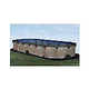 """Laguna 16' x 28' Oval Above Ground Pool 