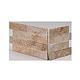 National Pool Tile Sim. Stackstone 6x16 Corner Tile | Classic Beige | SST-CLASSIC CNR
