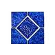 National Pool Tile Tropics Series Dolphin  | Cobalt | TRO-COBALT DOL