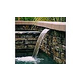 "Custom Cascades 6"" Waterfall Standard Lip Gray | 1000-6"