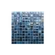 National Pool Tile Boutique Agate Series 1x1 Glass Tile | Portofino Pearl | AGT-1X1-PORTOFINO-PEARL