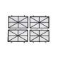 Maytronics Spring Cartridge M4/M5 Filter Panel | Set of 4 | 9991433-R4
