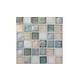 National Pool Tile Boutique Oceanside Mini Blend Glass Tile | Cascade | OCN-CASCADE MINI