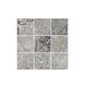 National Pool Tile Firestone 2x2 Series | Gray | FRST-GRAY2X2