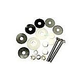 SR Smith Board Mounting Kit White 2-Bolt Boards   6' 8' 10' Boards   67-209-911-SS