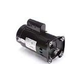 Replacement Square Flange Pool & Spa Motor | 1HP Energy Efficient | 56 Frame Full-Rated | 115/208-230V | B2841V1