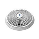 """AquaStar 10"""" Star STR10 Sumpless Anti-Entrapment Suction Outlet Cover with Universal Retrofit Adapter and Mud Frame (VGB Series) 
