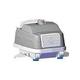 AquaStar StarzTruck Automatic Suction Pool Cleaner for Vinyl / Fiberglass Pools | Grey / White | SZTV0301-H