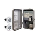 SR Smith TX-30 Power Center with Manual On-Off Switch | Includes 2 Treo LED Pool Lights | 2TR-SRS-TX-30