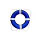 Blue Wave Foam Pool Ring Buoy | NT199