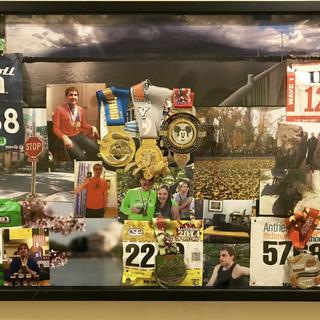 Marathons 6-11, years 2012 to 2014.