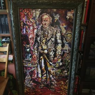 perfect for the Portrait of Dorian Gray