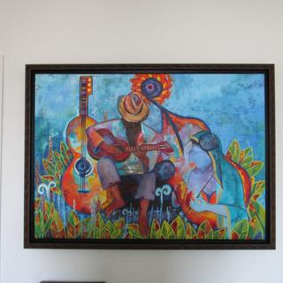 """The Musician"" by José Gilberto in Mexico"