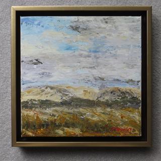 Desert Meditation by Jude Winkley, Pinehurst, NC