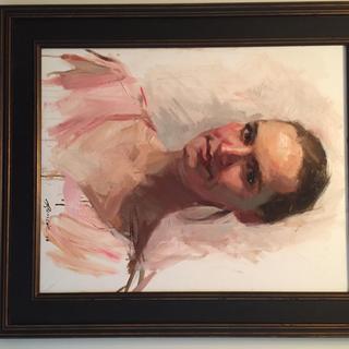 Elise framed