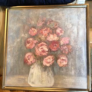"Rustic Roses 20""x20"""