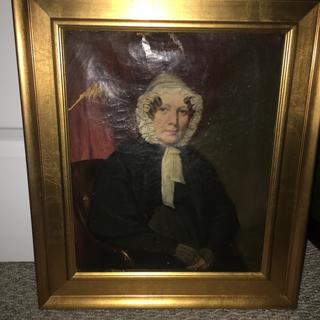 Portrait needed a more period frame