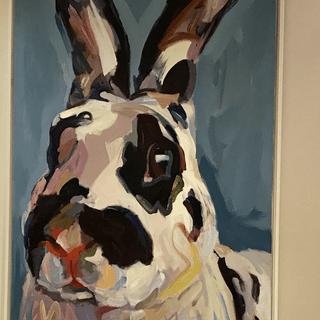 Rabbit by Jo Hay