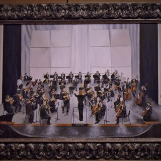 The Piedmont Symphony Orchestra as conducted by Maestro Glenn S. Quader Jr.