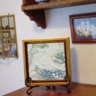 Love your frames for my paintings by Robbie Countryman Wood!