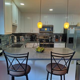 New kitchen, who dis?