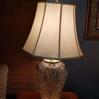 A new look for our classic Waterford lamps.
