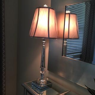 Beautiful lamp.