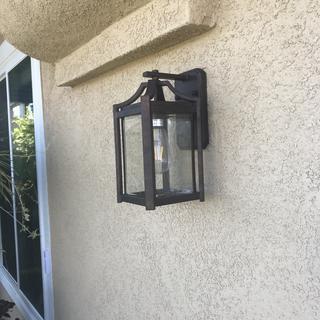 Rear door light
