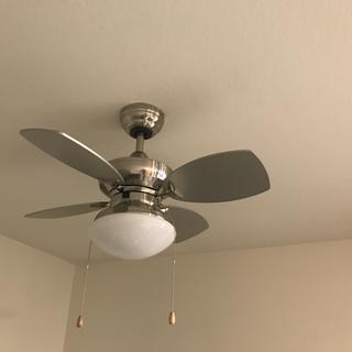 Small ceiling fan it's very cute.!
