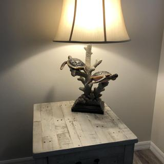 Even better in person! Beautiful lamp!