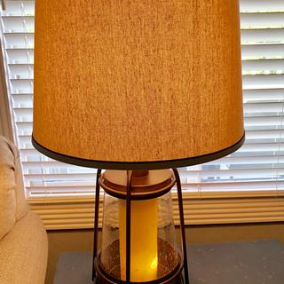 Love this lamp!
