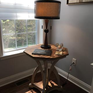Great looking lamp!
