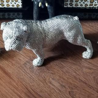 Love my bulldog, goes perfect with the baby bulldogs I already had - it is perfect and good quality.