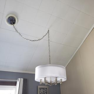 Absolutely love this chandelier!!!  Easy to install - looks great!!!