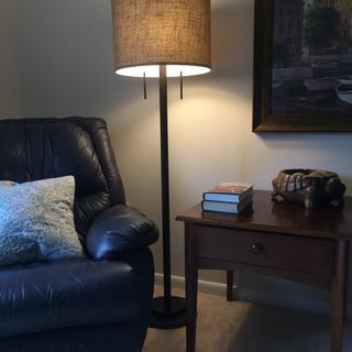 I love this lamp. This made my living room so cozy.