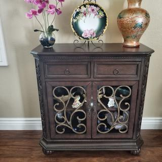 My new Tuscan Cabinet