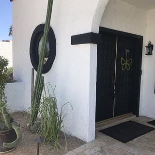 1 near front door