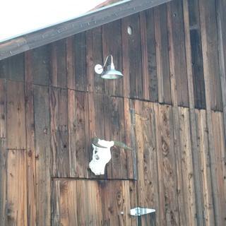 New Barn Light
