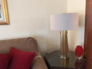 Elegant lamp for my living room