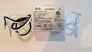 DJL HDTG35-120H (D3) LED driver ... simple to replace if your light ever needs one.