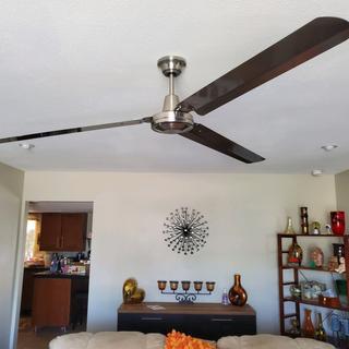 Love the new ceiling fan