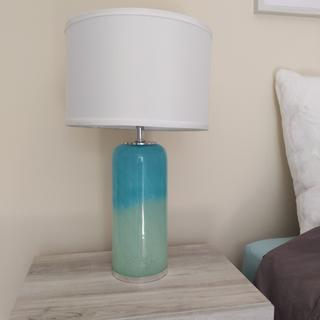 Front of lamp