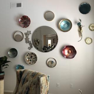 My living room wall I love it