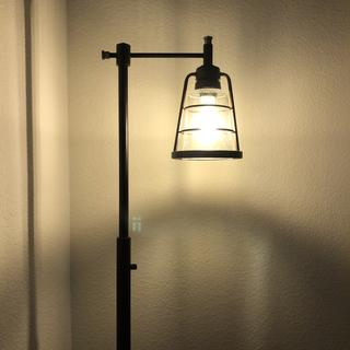 Lamp in the corner