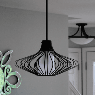 New Over Counter and Entryway Light Fixtures   @FanningSparks