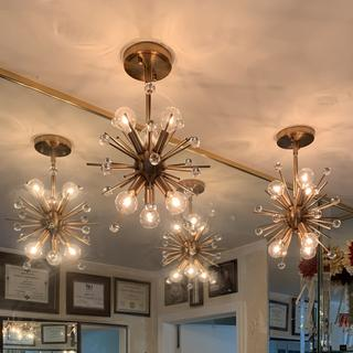 Absolutely love these new lights! Easy to assemble and provides the perfect light desired.