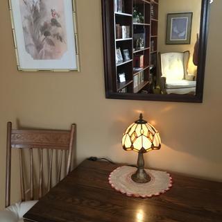 Sweet little lamp, just as advertised ??????????